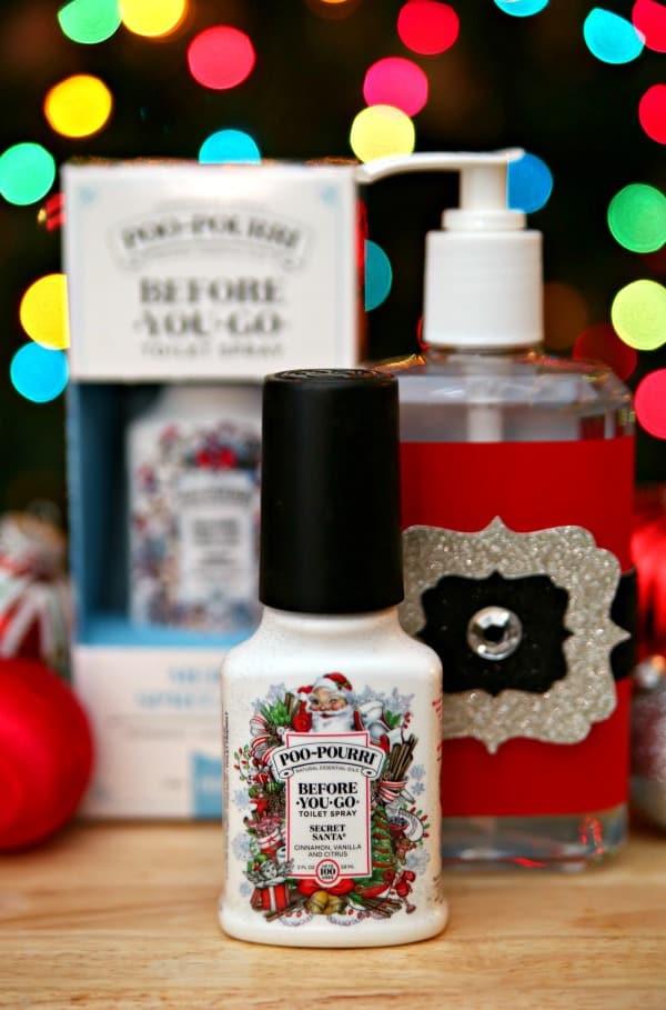 PooPourri Gift idea Secret Santa Gift