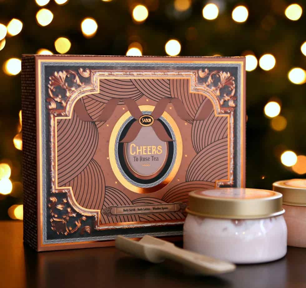Creative Gift Guide Rose Tea Kit