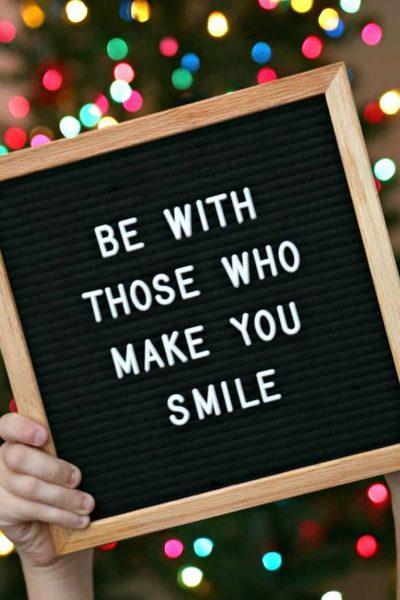 Smile Message Board
