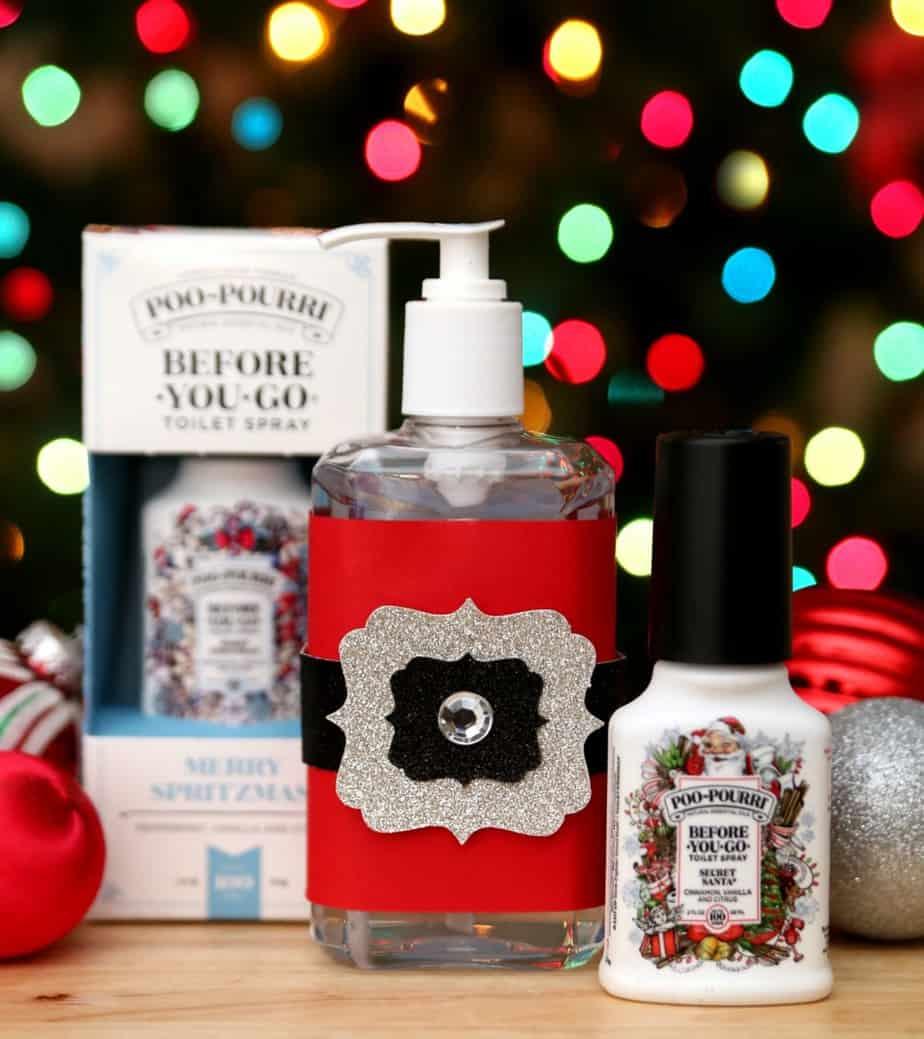 santatizer Secret Santa Gift