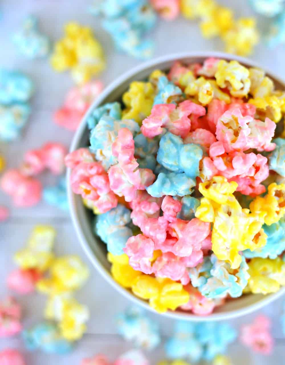 Candy Popcorn Sweet Treat