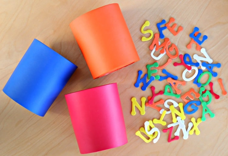 Decorate your own koozies with this fun and easy craft project - Supply List