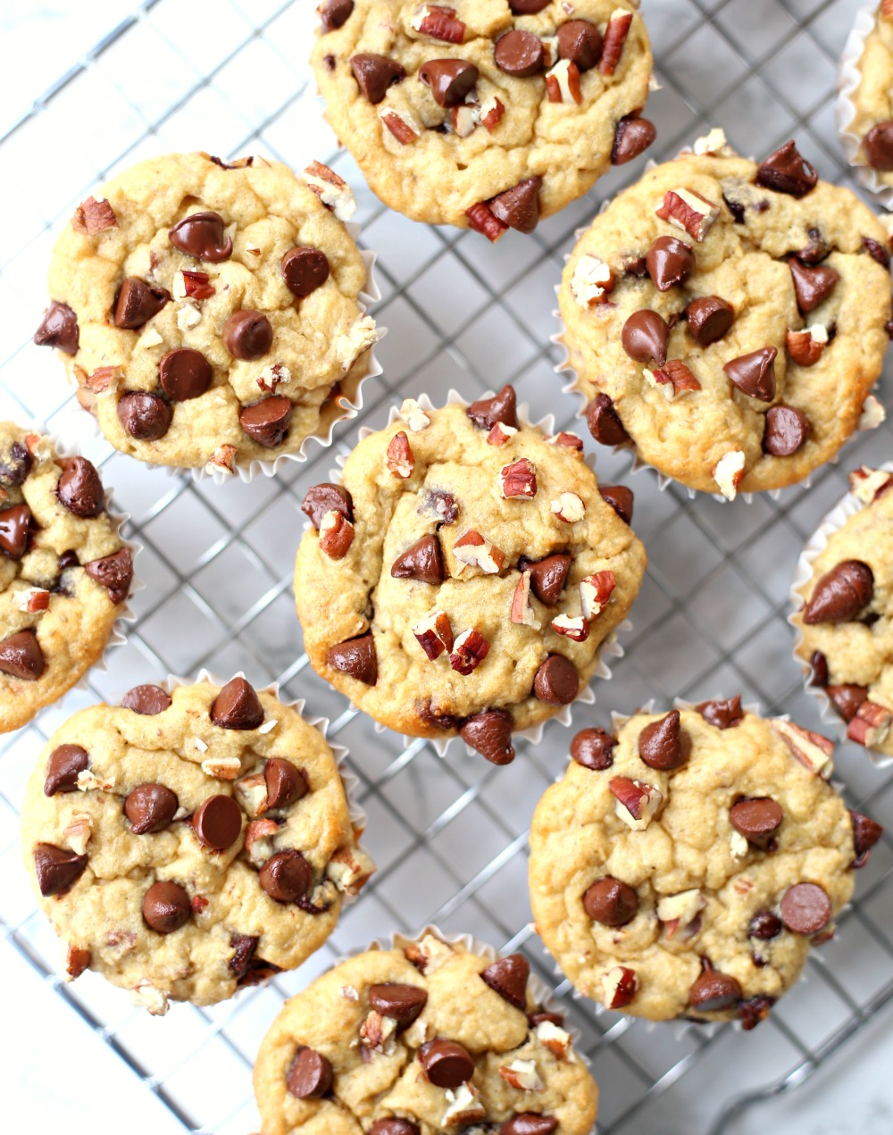 Banana Oatmeal Blender Muffins Recipe