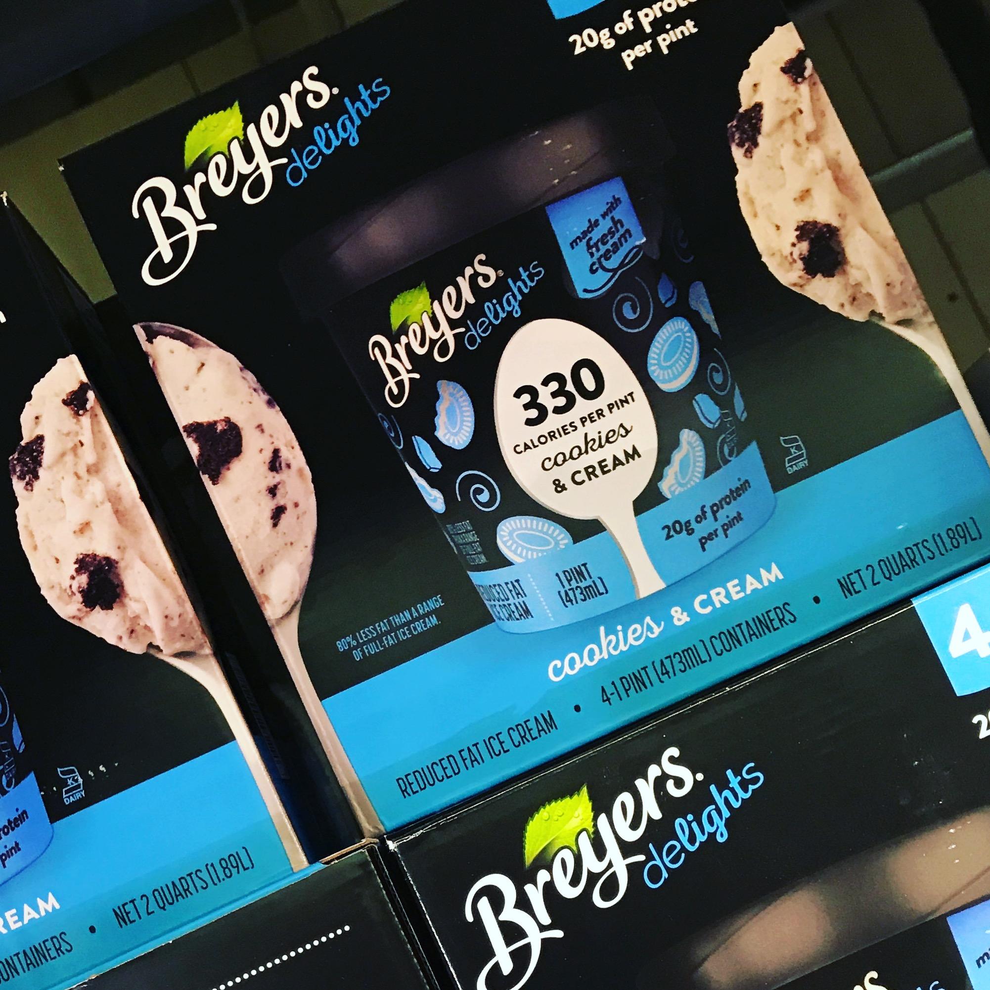 Breyers Ice Cream BJ's