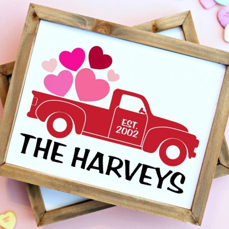 Valentine's Day Personalized Printable