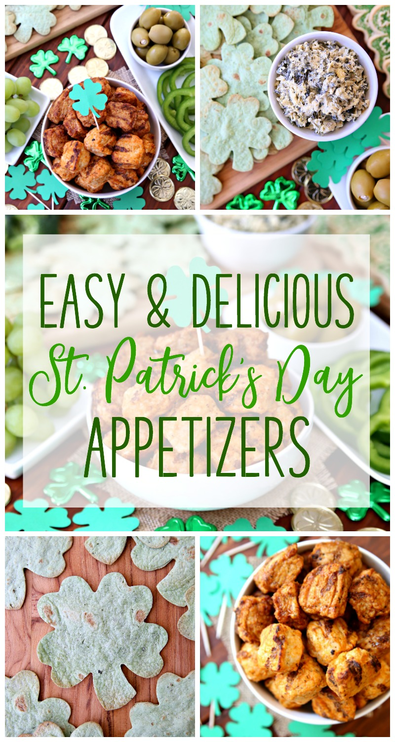 Easy St. Patrick's Day Appetizers