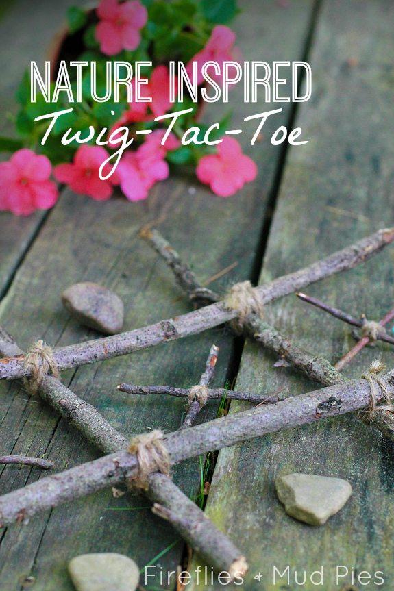 Nature Tic Tac Toe