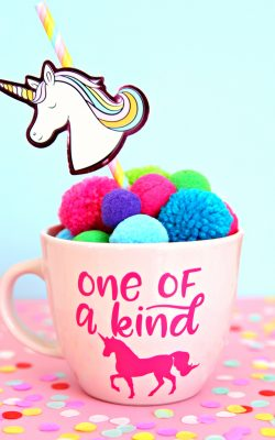 One of a Kind Unicorn Mug