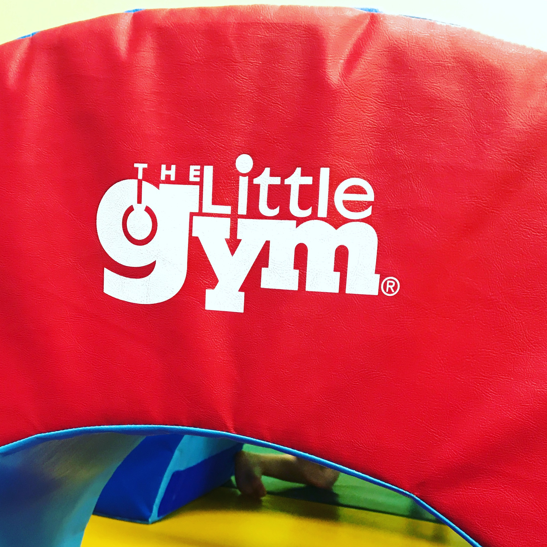 Fun at The Little Gym