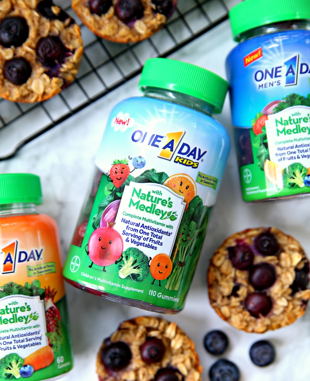 New! One A Day Nature's Medley