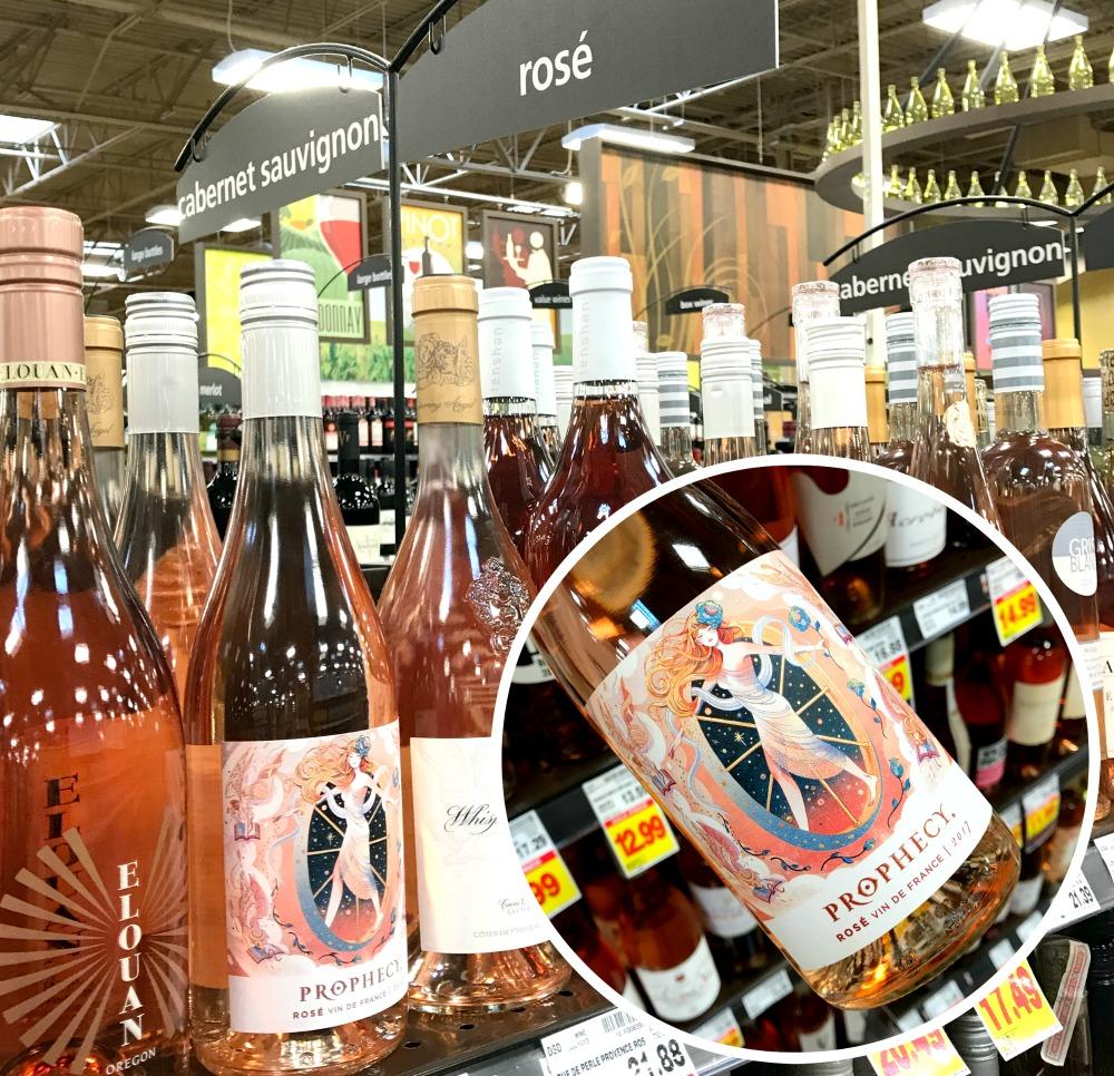 Prophecy Rosé Wine