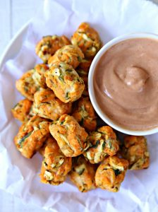 https://www.happygoluckyblog.com/wp-content/uploads/2018/05/Sweet-Potato-Zucchini-Tots-224x300.jpg