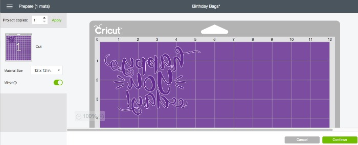 Happy You Day Cricut SVG Cut File