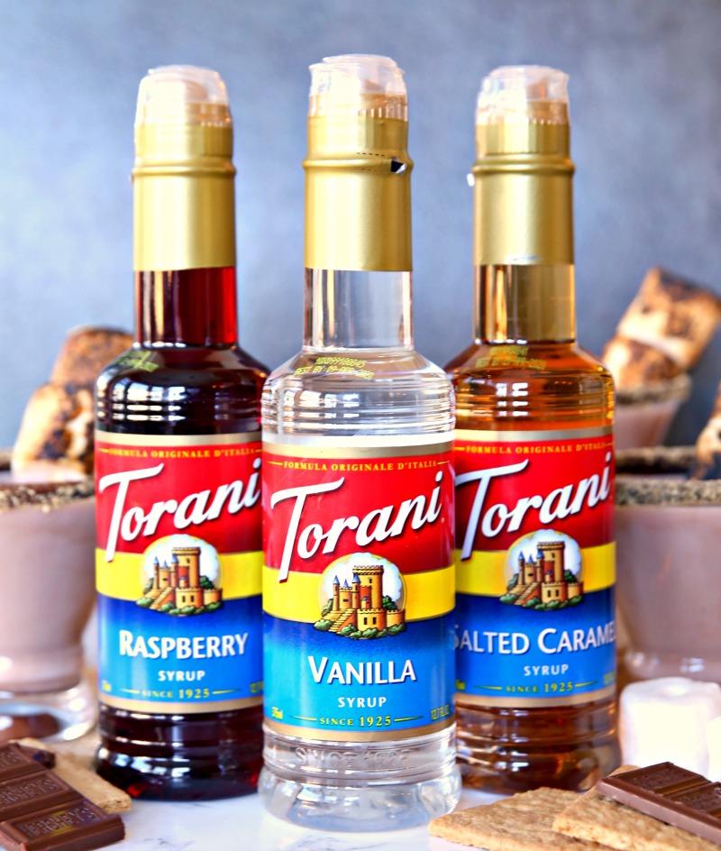 Torani Syrups at Kroger