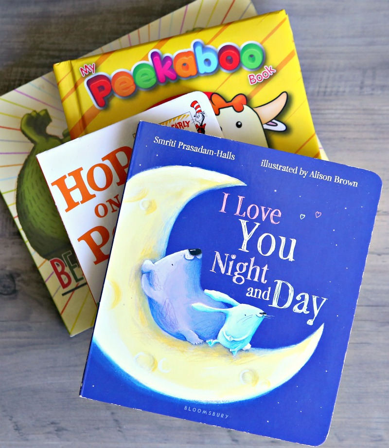 Books Baby Gift Idea