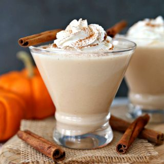 Pumpkin Pie Martini Recipe