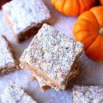 Gooey Butter Pumpkin Bars are the best pumpkin bars!