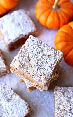 Gooey Butter Pumpkin Bars are the best pumpkin bars!