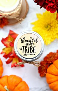 https://www.happygoluckyblog.com/wp-content/uploads/2018/10/Thankful-for-my-Tribe-Label-on-DIY-Pumpkin-Candles-193x300.jpg