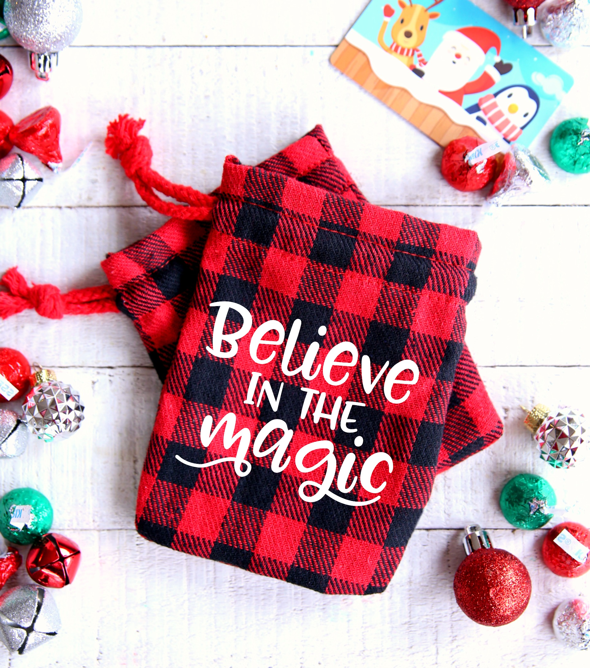 Believe in the Magic Gift Bags