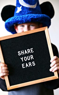 Share Your Ears #ShareYourEars
