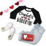 Cupid's Wingman SVG Cut File
