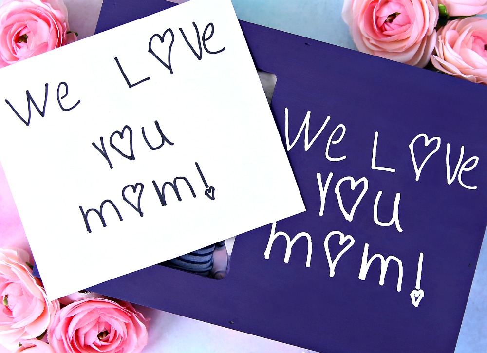Turn Your Child's Handwriting into a Vinyl Decal Cricut Tutorial