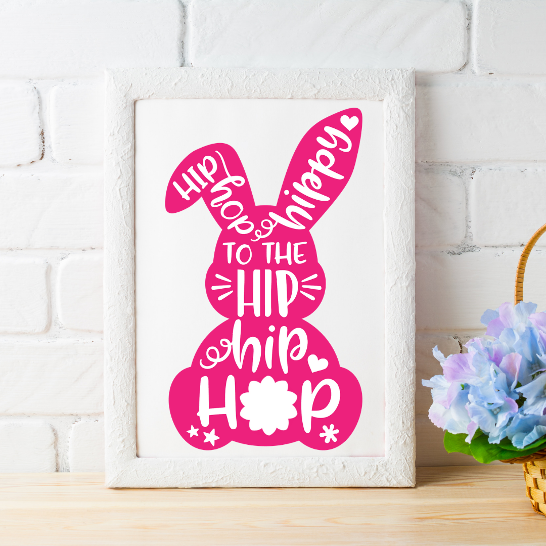 Easter Cut File Collection Free Downloads Happy Go Lucky