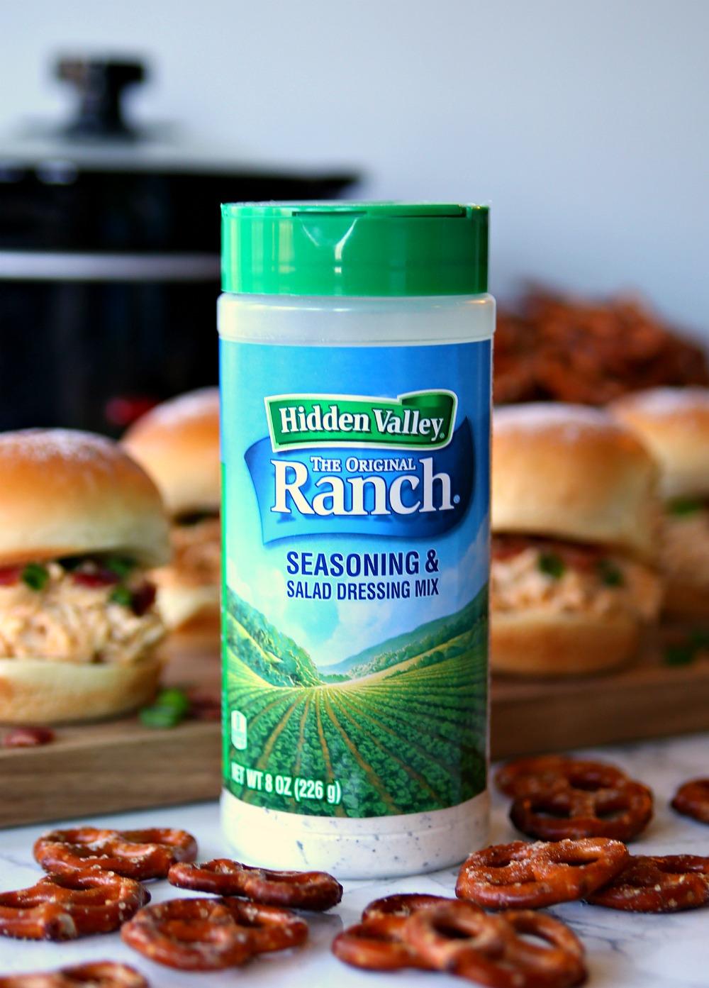 Hidden Valley Ranch Seasoning
