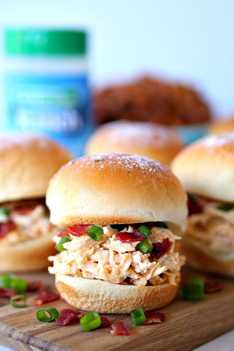 Slow Cooker Crack Sandwiches