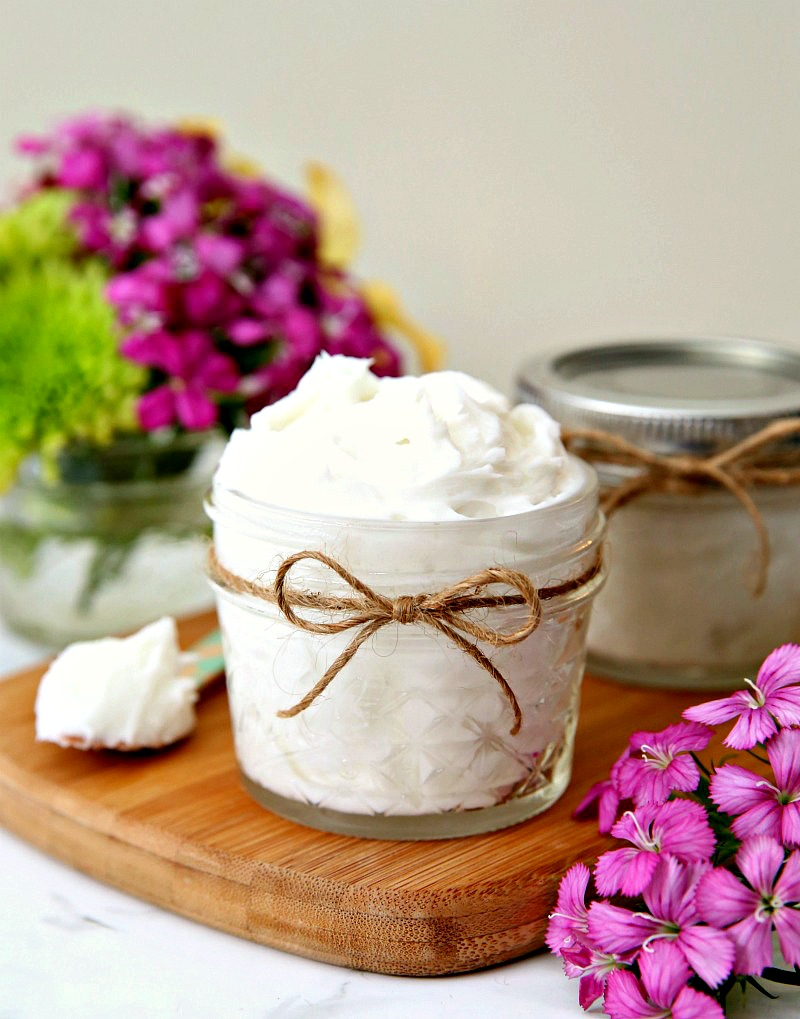 Whipped Body Butter Tutorial