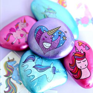 https://www.happygoluckyblog.com/wp-content/uploads/2019/07/Painted-Unicorn-Rocks-Square-300x300.jpg