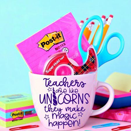 Teacher Unicorn Mug