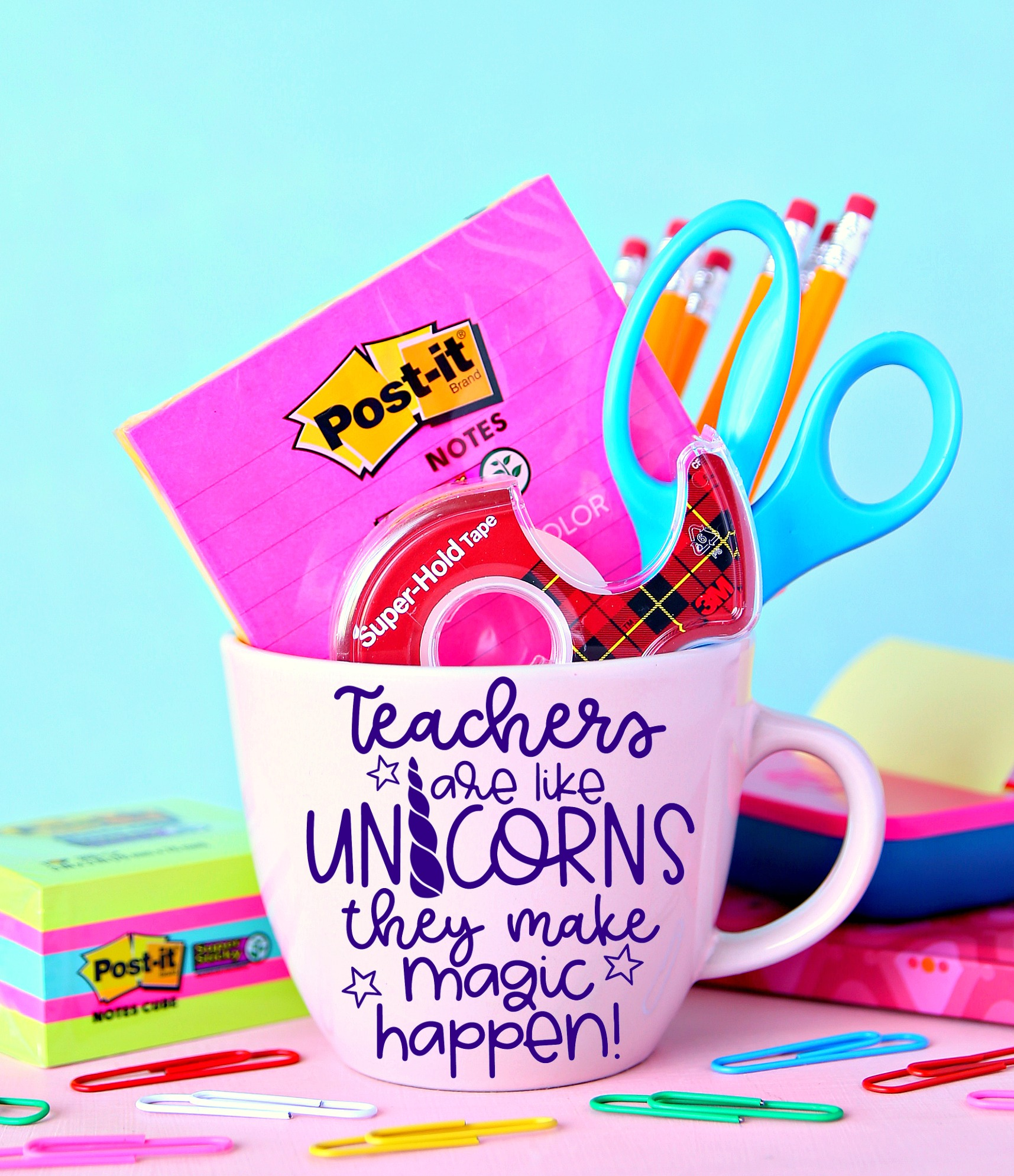 Teacher Unicorn Mug