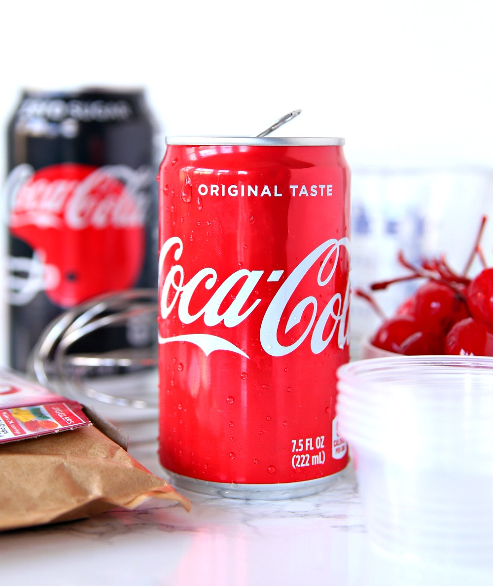 Cherry Coke Jello Shots Ingredients