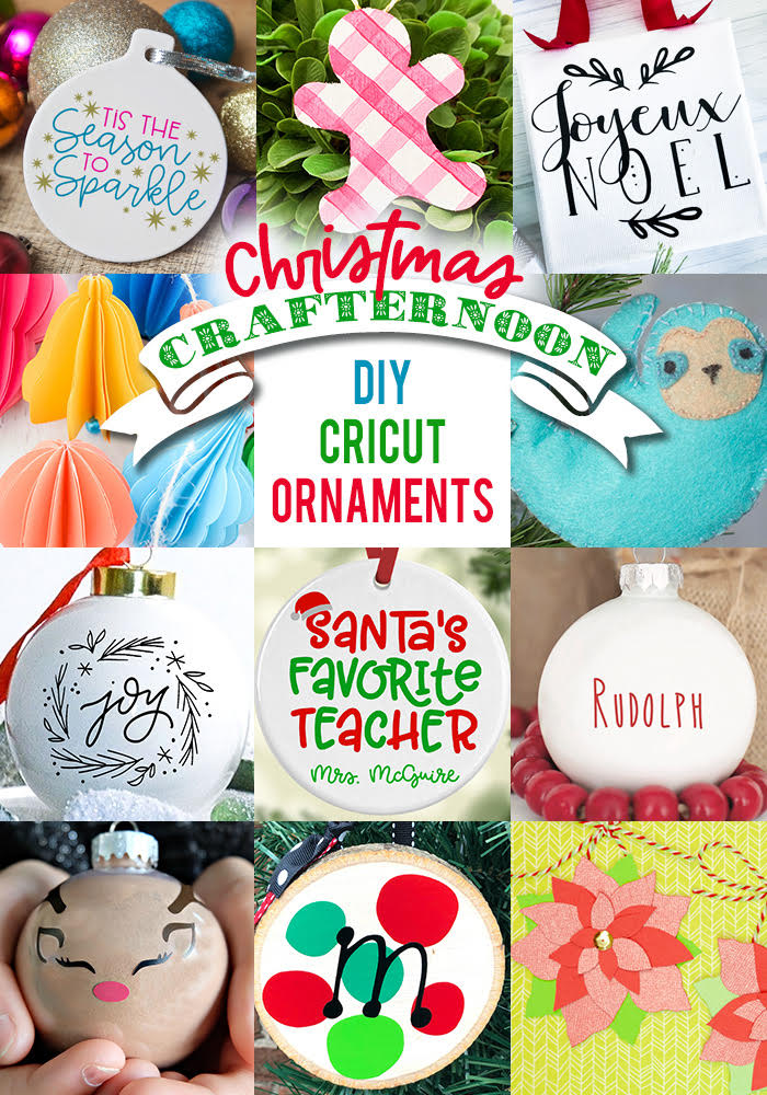 Handmade Christmas Ornament Collection