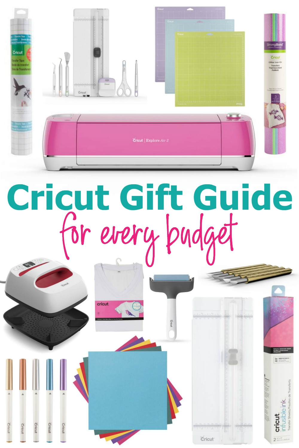 Cricut Gift Guide for Every Budget