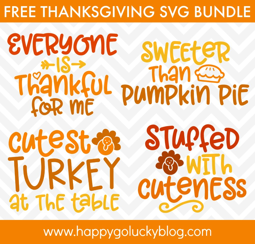 Thanksgiving SVG Bundle