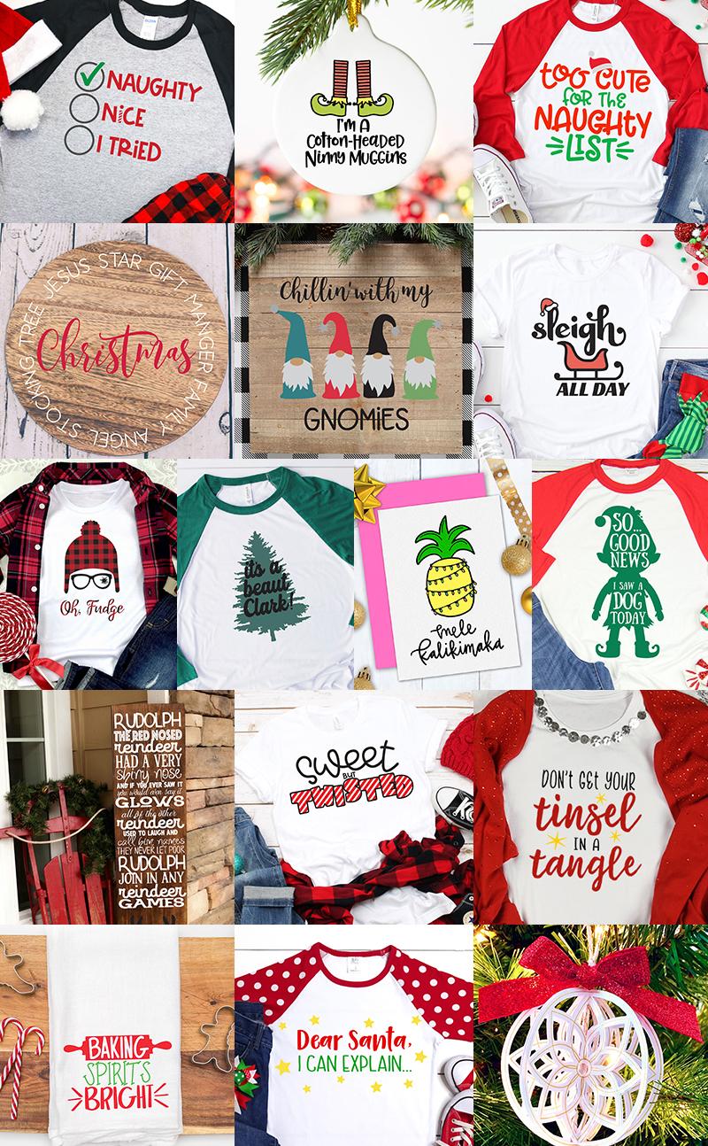Christmas SVG Collection