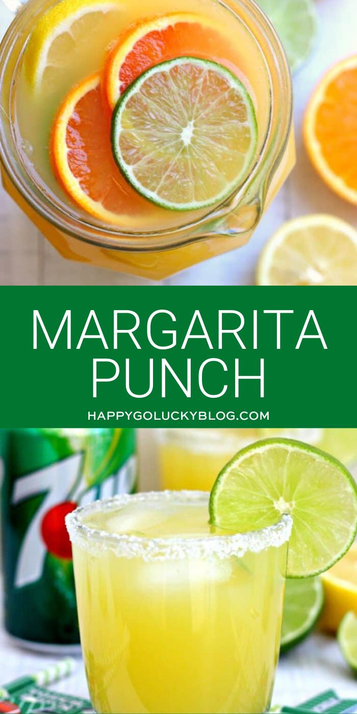 Margarita Punch