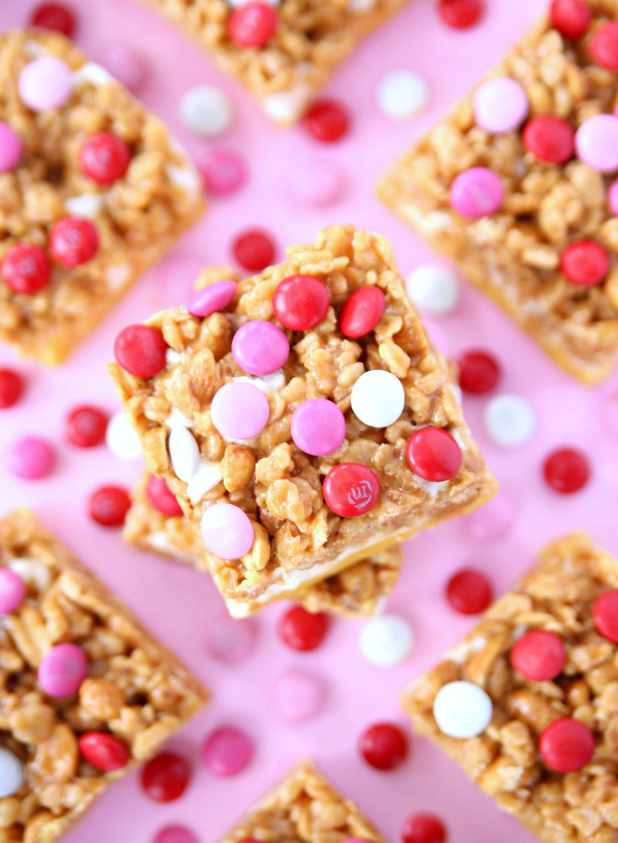 Valentine's Day Pay Day Bars