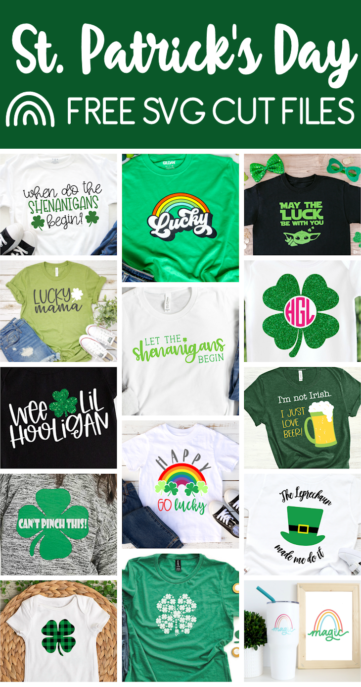St. Patrick's Day SVG Collection