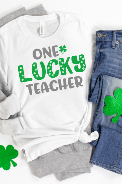 Teacher St. Patrick's Day SVG Bundle