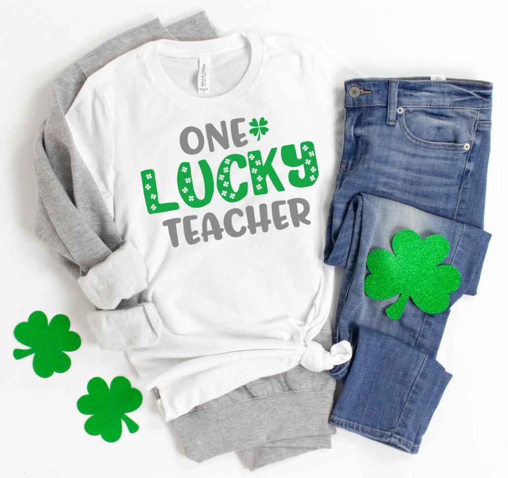 Teacher St. Patrick's Day SVG Bundle