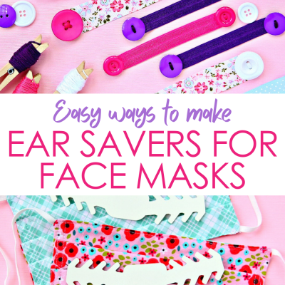 Ear Savers for Masks