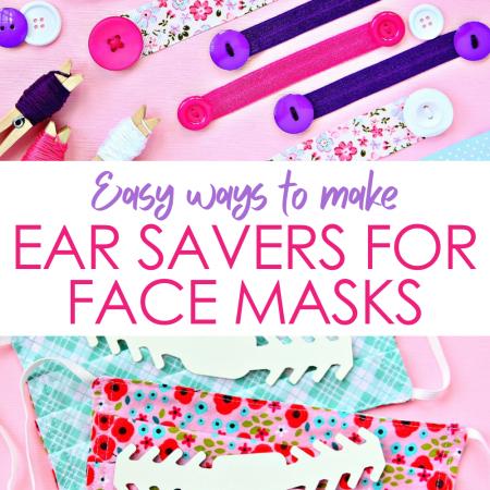 Ear Savers for Masks