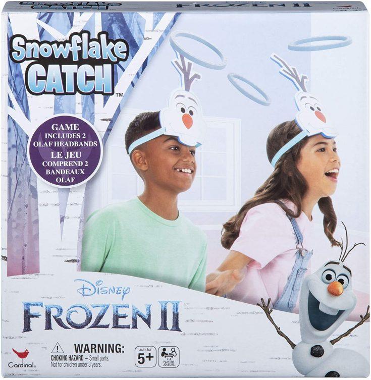 Snowflake Catch