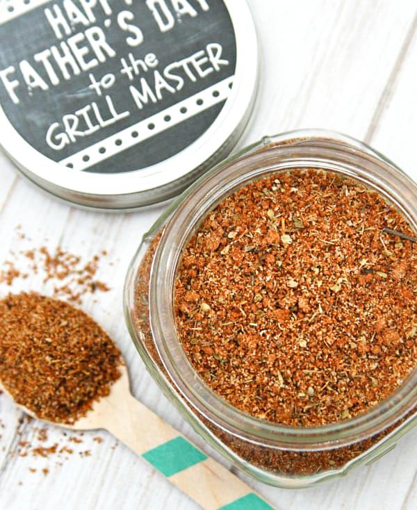 Old Bay Dry Rub Recipe