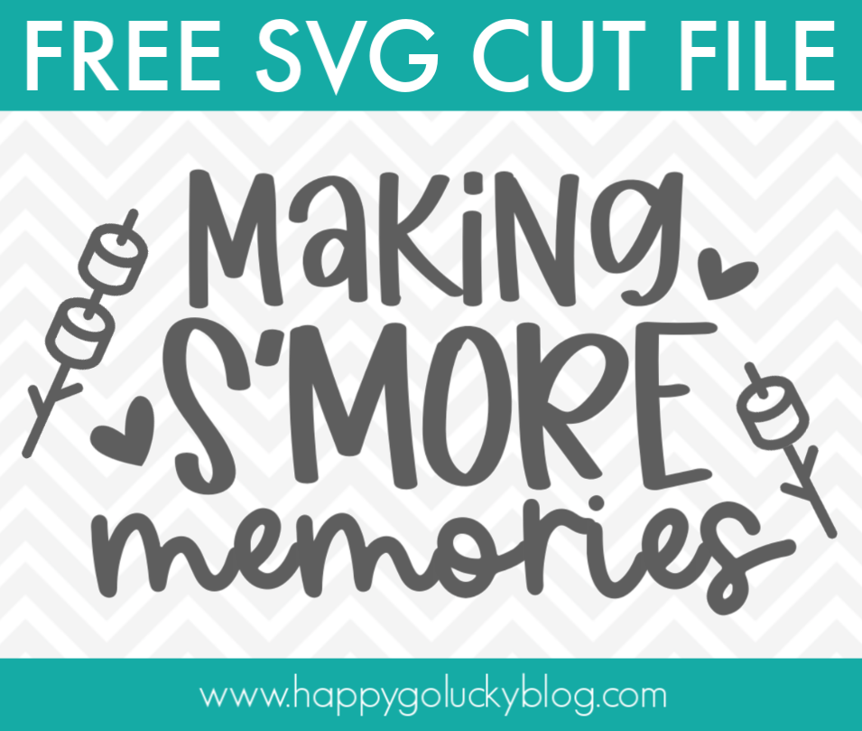 S'mores Free SVG