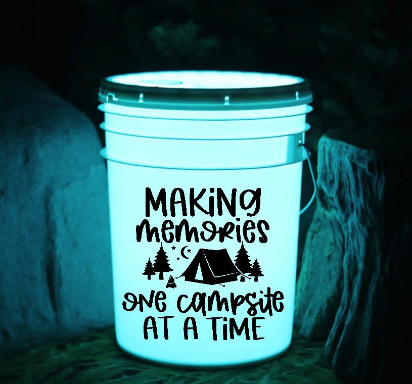 Camping Bucket Light